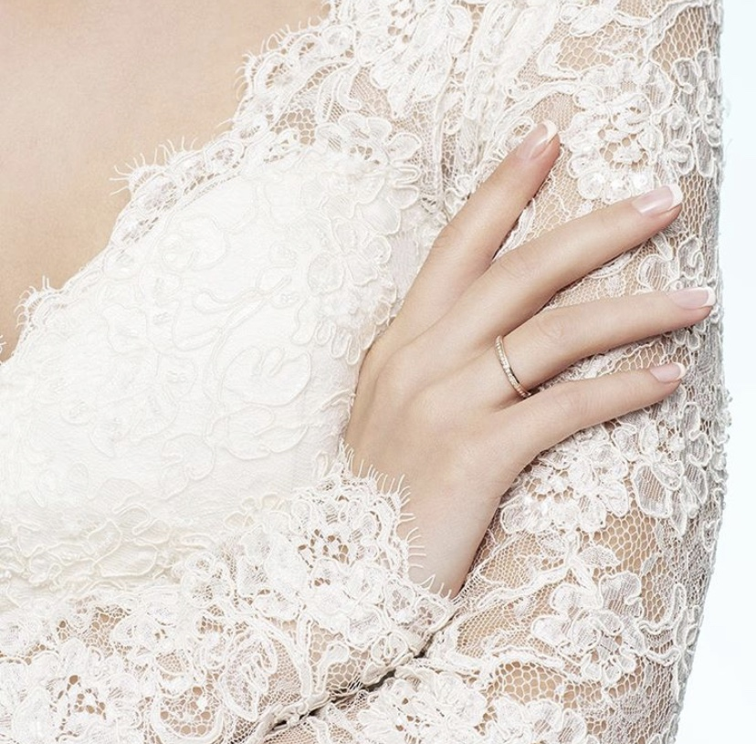 The wedding ring is worn on the ring finger-Why?