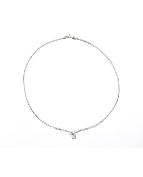 0.88 CT NECKLACE WITH DIAMOND