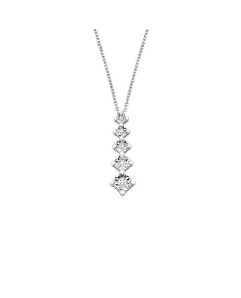 0.07 CT NECKLACE WITH DIAMOND