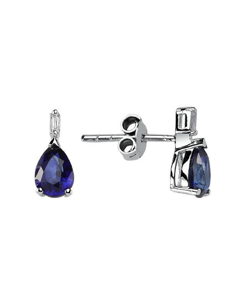 0.05 CT EARRINGS WITH DIAMOND