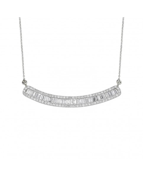 0.29 CT NECKLACE WITH DIAMOND