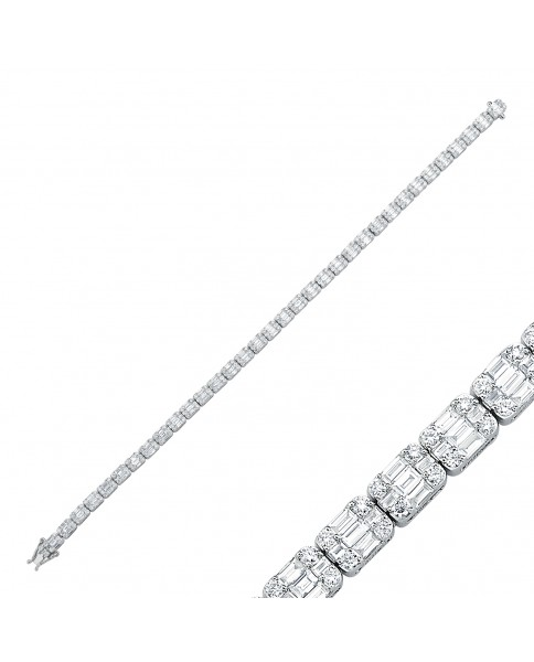 1.20 CT DIAMOND BRACELET