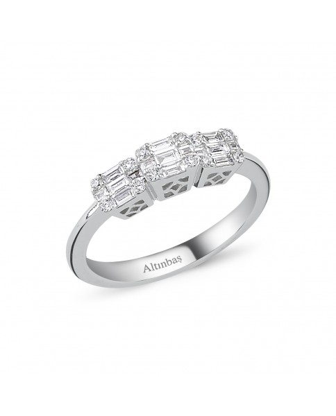 0.22 CT RING WITH DIAMOND