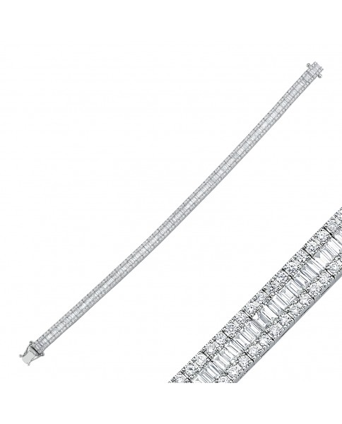 2.62 CT DIAMOND BRACELET