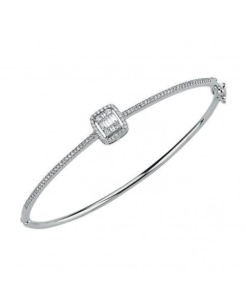 0.37 CT DIAMOND BRACELET