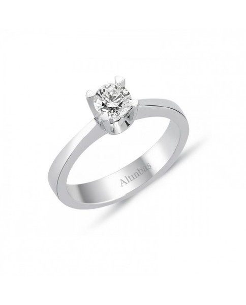 0.70 CT RING WITH DIAMOND