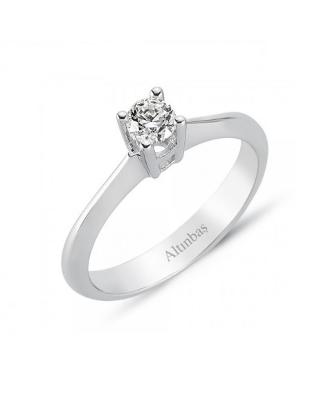 0.24 CT RING WITH DIAMOND