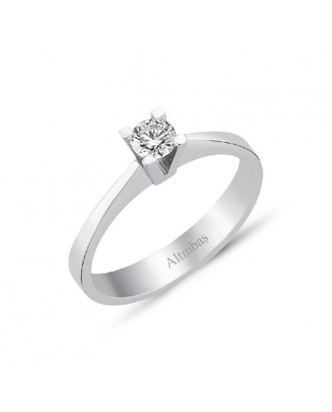 0.16 CT RING WITH DIAMOND