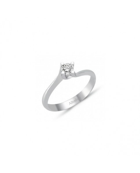 0.10 CT RING WITH DIAMOND