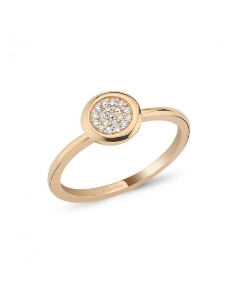 0.12 CT RING WITH DIAMOND
