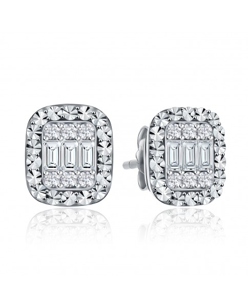 0.27 CT EARRINGS WITH DIAMOND