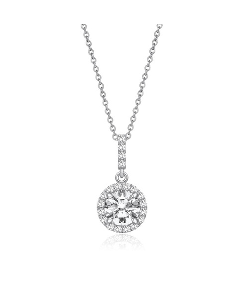 0.11 CT DIAMOND PENDANT