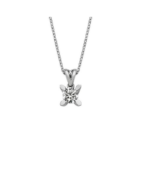 0.40 CT DIAMOND PENDANT