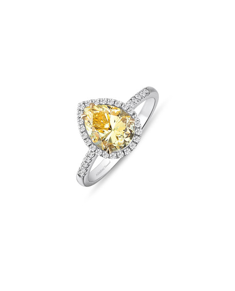 0.21 CT RING WITH DIAMOND