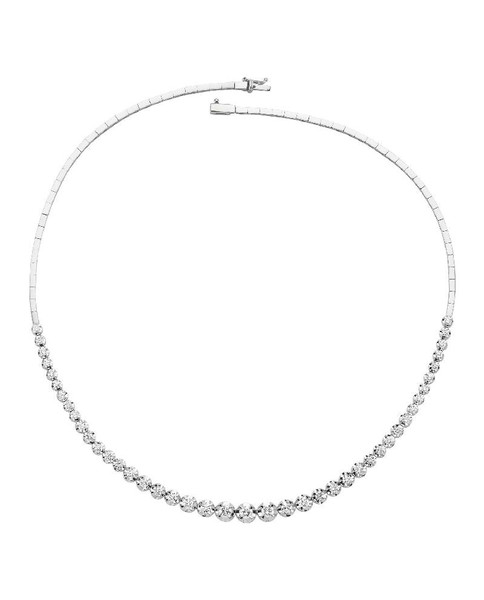 3.30 CT NECKLACE WITH DIAMOND