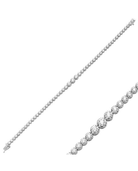3.53 CT BRACELET WITH DIAMOND