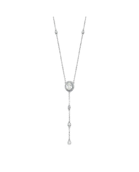 0.61 CT NECKLACE WITH DIAMOND