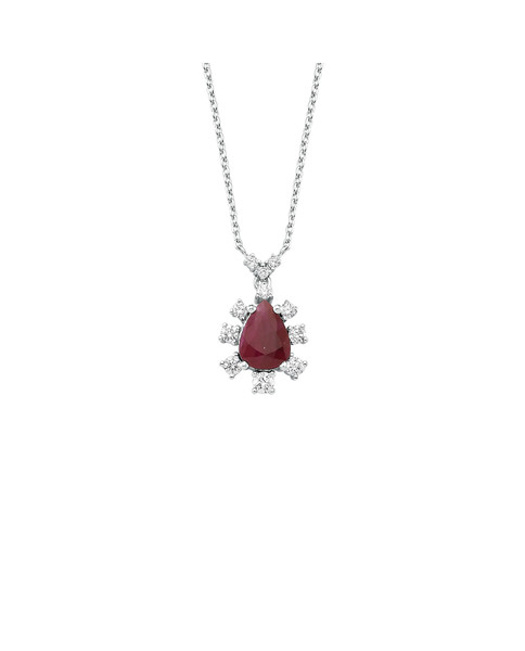 0.27 CT NECKLACE WITH DIAMOND